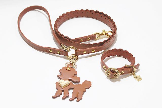 犬 首輪 かわいい プードル